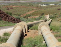 Pilbara Water Supply Scheme Project